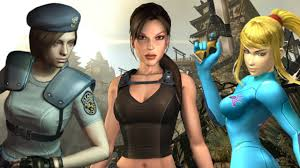 The Top Five Most Controversial Video Games Of All Time - top 10 female protagonists in video games youtube