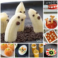 Halloween Food For Party Ideas by Halloween Recipe Roundup The Realistic Nutritionist