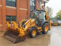 case 580sr backhoe p o a plant