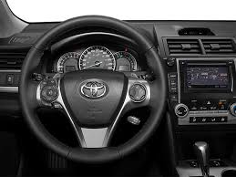toyota camry dashboard used 2014 toyota camry 4d sedan in miami l13425q kendall toyota
