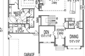 5 Bedroom 2 Storey House Plans 34 2 Story Habitat House Plans Ansley I Bungalow Floor Plan