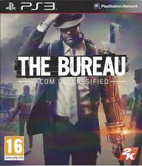 bureau m the bureau xcom declassified for playstation 3 ps3 for