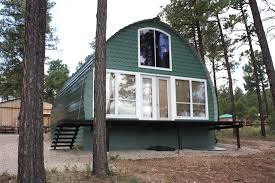 more area tiny house companies arched cabins free range in floor