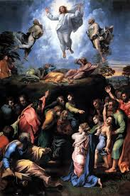 transfiguration of jesus wikipedia