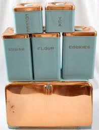 copper kitchen canister sets lincoln beautyware kitchen canister set 6 i some all copper