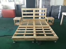 best 25 pallet bed frames ideas on pinterest pallet beds diy