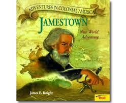 thanksgiving books jamestown