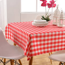 themed table cloth lattice party table cover cloth plaid tablecloth shop the nation