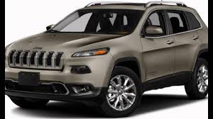 jeep cherokee brown 2015 jeep cherokee light brownstone pearl youtube