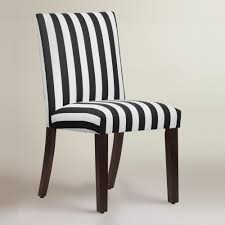 Black And White Upholstered Chair Design Ideas Stunning White Fabric Dining Chairs Photos Liltigertoo