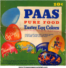 easter egg coloring kits 1940 paas easter egg coloring kit with walt disney