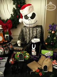 nightmare before christmas party ideas lynlees christmas ideas