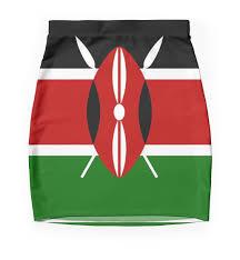 Aftican Flag Kenya Flag Of Kenya Swahili Bendera Ya Kenya African Flags