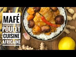 cuisine africaine poulet cuisine africaine recette mafé poulet facile avec chef solange cooking