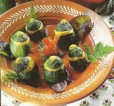 cuisiner la courgette ronde recette courgettes rondes farcies au parmesan 750g