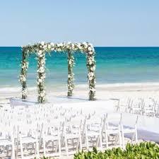 Bamboo Wedding Arch Beach Wedding Decorations Accents