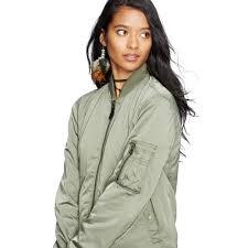 Denim And Supply Jacket Denim U0026 Supply Ralph Lauren Bomber Jacket In Green Lyst