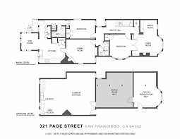 san francisco floor plans 321 page street san francisco ca 94102 intero real estate
