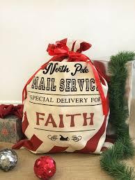 personalized santa sack personalized santa sack pole mail service st out