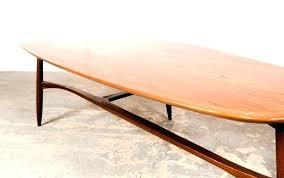 odd shaped coffee tables oval shaped coffee table peekapp co