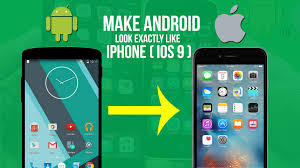 make android look like iphone how to make your android device look exactly like an iphone ios