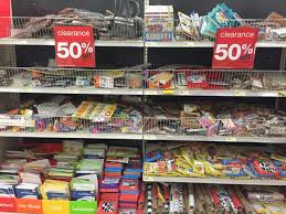 target dollar spot clearance all things target