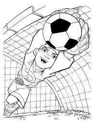 Coloriage Foot Gratuit  Dessinsite
