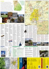 Brunswick Ga Zip Code Map by Georgia National Geographic Guide Map National Geographic Maps