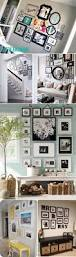 gallery wall ideas 13 best walls images on pinterest