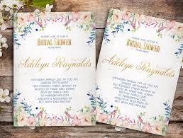 wedding shower invitation template watercolor bridal shower invitation printable bridal shower