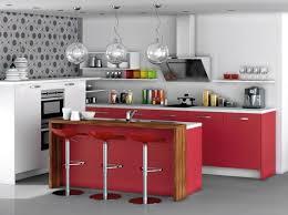 cuisine avec bar ouvert sur salon exemple cuisine ouverte ambiance cuisine u0026 meubles contarin