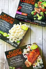 are lean cuisines healthy lean cuisine marketplace meals s cravings