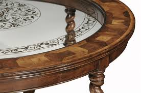 High End Coffee Tables High End Furniture Round U0026 Oval Coffee Table