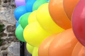 balloon banner diy design mom