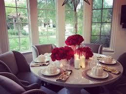 kim kardashian new home decor another beautiful tablescape posted on instagram by khloe