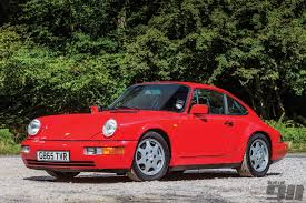 1990 porsche 911 red opinion is the porsche 964 carrera a better car than the 993