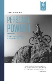 personal power 2 increase personal power with tony robbins