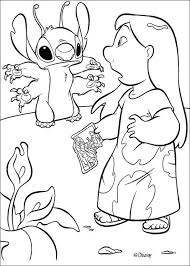 lilo stitch coloring pages hellokids