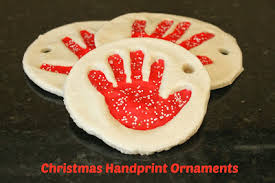 keeping up with the kiddos salt dough ornaments