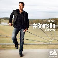charles esten boot campaign give back nashville street