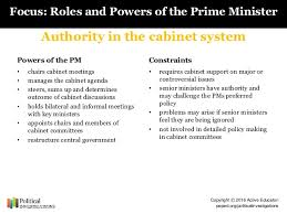 Number Of Cabinet Members To What Extent Does The Prime Minister Dominate The Political System U2026