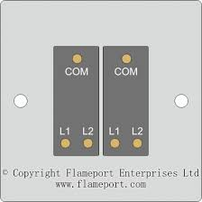 lighting circuit switch arrangements