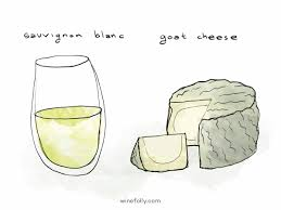 cartoon white wine wine and cheese pairing ideas wine folly