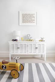 white and gray stripe rug contemporary nursery lay baby lay