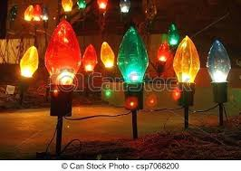 large bulb outdoor christmas lights large bulb outdoor christmas tree lights therav info