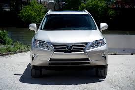 lexus is review 2015 lexus rx 350 our review cars com