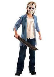 jason voorhees costume deluxe jason costume