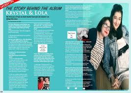 creative media btec magazine unit 51 final double page spread