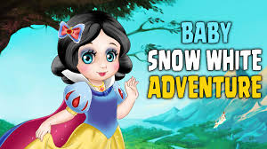 baby princess snow white adventure game nursery rhymes