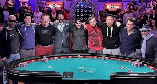 wsop final table the nine it s wsop november nine fever time as final table kicks off almost